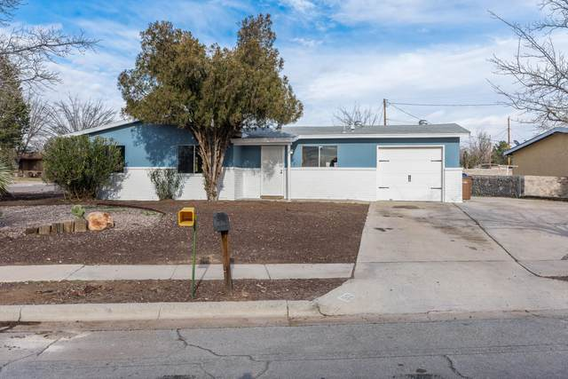 1512 Kilmer Street, Las Cruces, NM 88001 (MLS #2000423) :: Arising Group Real Estate Associates