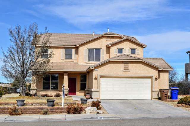 2550 Tuscan Hills Lane, Las Cruces, NM 88011 (MLS #2000424) :: Arising Group Real Estate Associates