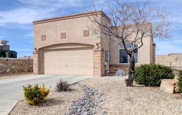 4662 Triumph Court, Las Cruces, NM 88011 (MLS #2000426) :: Steinborn & Associates Real Estate