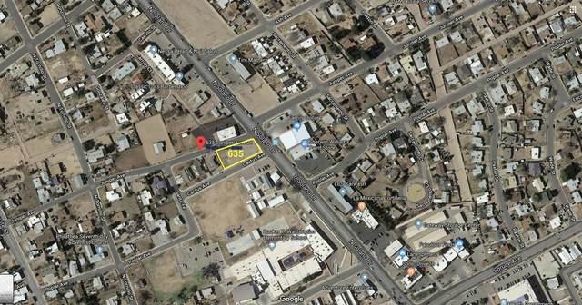 635 Juniper Avenue, Las Cruces, NM 88001 (MLS #2000436) :: Agave Real Estate Group