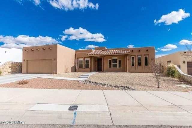 1106 Golf Club Road, Las Cruces, NM 88011 (MLS #2000438) :: Steinborn & Associates Real Estate