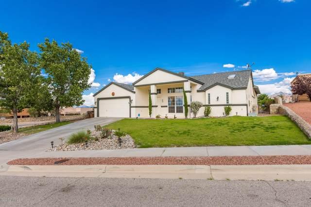 3505 Canyon Ridge Arc Avenue, Las Cruces, NM 88011 (MLS #2000444) :: Arising Group Real Estate Associates