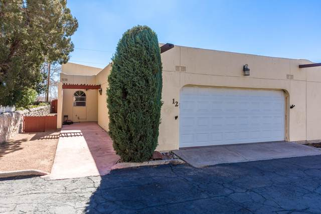 905 Conway #12, Las Cruces, NM 88005 (MLS #2000472) :: Agave Real Estate Group