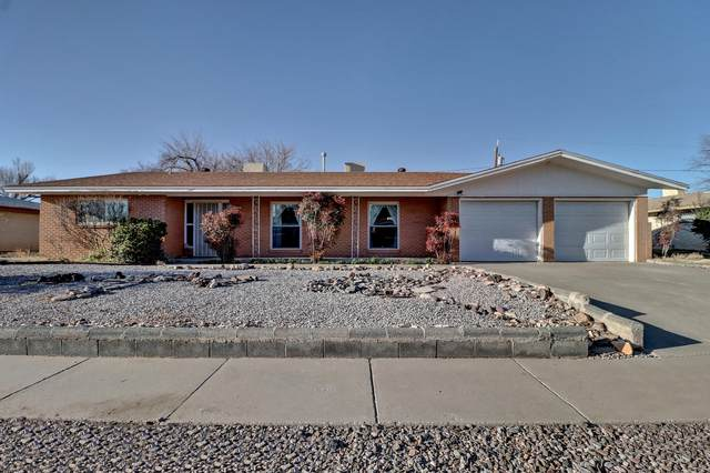 2350 Rosedale Drive, Las Cruces, NM 88005 (MLS #2000486) :: Arising Group Real Estate Associates
