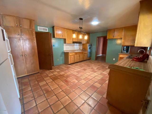2860 Highway 28, Anthony, NM 88021 (MLS #2000494) :: Steinborn & Associates Real Estate