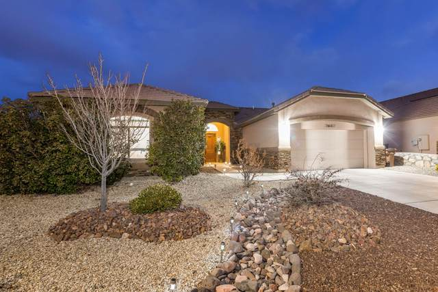 2642 Tuscan Hills Lane, Las Cruces, NM 88011 (MLS #2000496) :: Better Homes and Gardens Real Estate - Steinborn & Associates