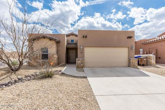 4303 Calle Amarilla Arc, Las Cruces, NM 88011 (MLS #2000498) :: Better Homes and Gardens Real Estate - Steinborn & Associates