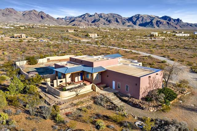 5104 Silver King Road, Las Cruces, NM 88011 (MLS #2000499) :: Arising Group Real Estate Associates