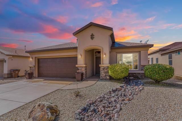 7537 Sierra De Luna Place, Las Cruces, NM 88012 (MLS #2000500) :: Better Homes and Gardens Real Estate - Steinborn & Associates