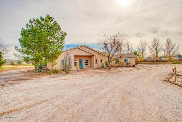 3130 Dona Ana Road, Las Cruces, NM 88007 (MLS #2000504) :: Better Homes and Gardens Real Estate - Steinborn & Associates