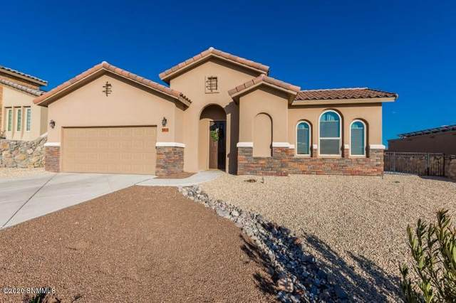 3013 E Springs, Las Cruces, NM 88011 (MLS #2000507) :: Arising Group Real Estate Associates