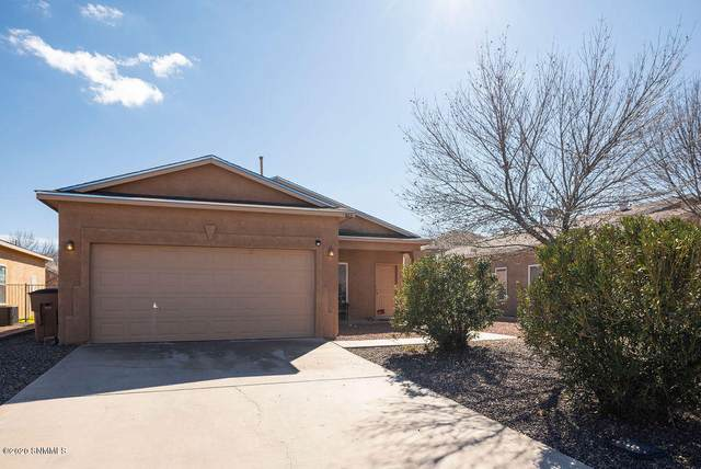2863 Ox Cart Court, Las Cruces, NM 88007 (MLS #2000511) :: Arising Group Real Estate Associates