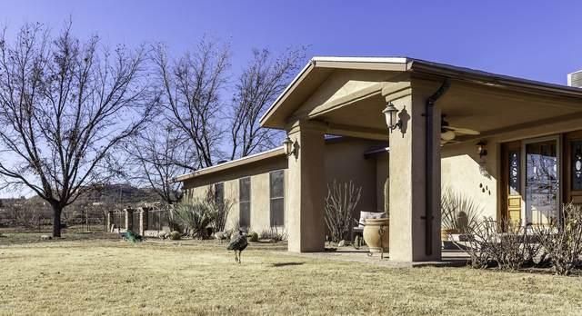5719 Mauer Road, Las Cruces, NM 88005 (MLS #2000512) :: Arising Group Real Estate Associates