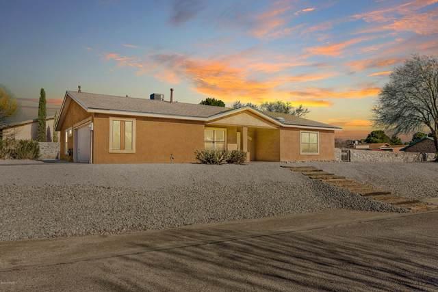 5481 Amarillo Del Sol, Las Cruces, NM 88007 (MLS #2000521) :: Better Homes and Gardens Real Estate - Steinborn & Associates