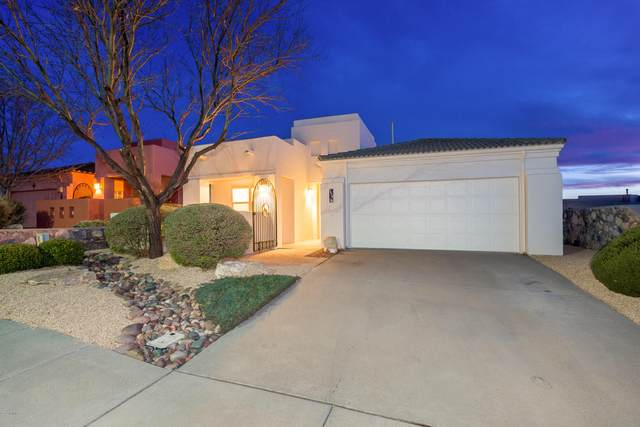 3606 Arroyo Verde Street, Las Cruces, NM 88011 (MLS #2000522) :: Steinborn & Associates Real Estate