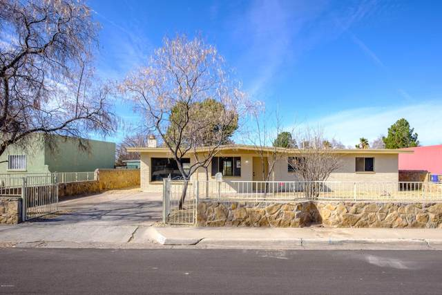 1735 Paxton Street, Las Cruces, NM 88001 (MLS #2000524) :: Steinborn & Associates Real Estate