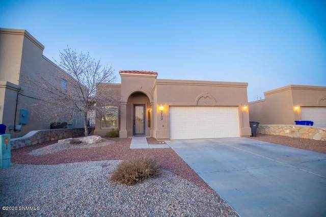 3752 Ascencion Circle, Las Cruces, NM 88012 (MLS #2000526) :: Steinborn & Associates Real Estate