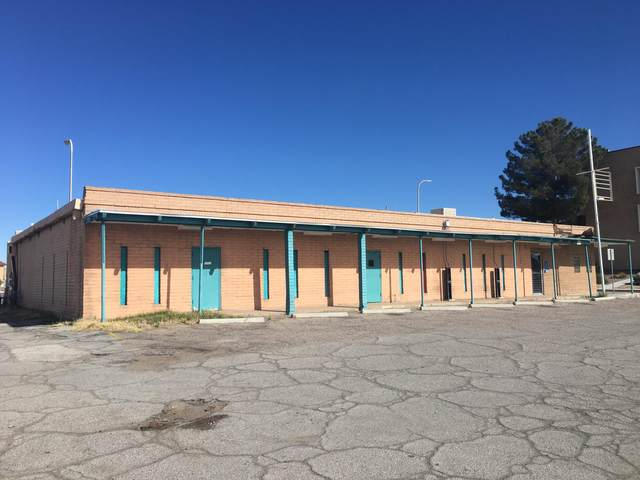 127 E Amador Avenue, Las Cruces, NM 88001 (MLS #2000528) :: Steinborn & Associates Real Estate