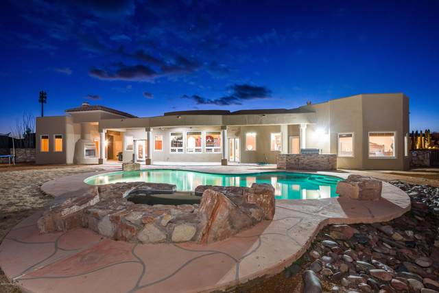 8175 Constitution Road Road, Las Cruces, NM 88007 (MLS #2000531) :: Steinborn & Associates Real Estate