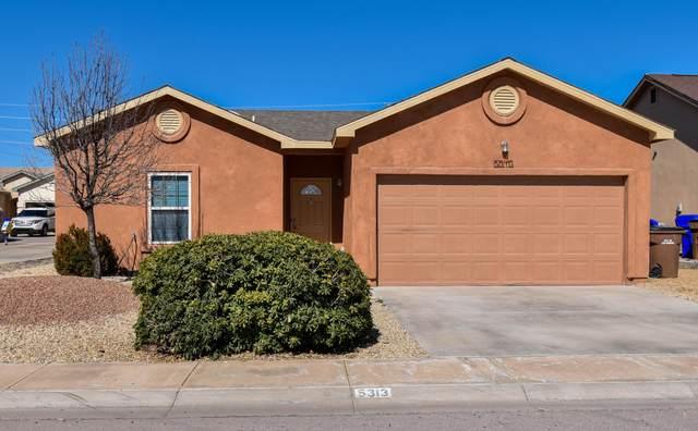 5313 Isabella Court, Las Cruces, NM 88012 (MLS #2000540) :: Arising Group Real Estate Associates