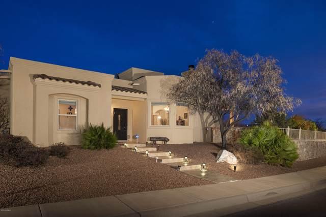 604 La Melodia Drive, Las Cruces, NM 88011 (MLS #2000542) :: Steinborn & Associates Real Estate