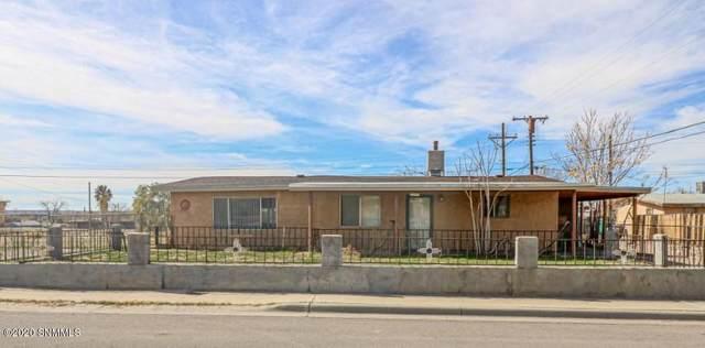 620 S Manzanita Street, Las Cruces, NM 88001 (MLS #2000547) :: Agave Real Estate Group