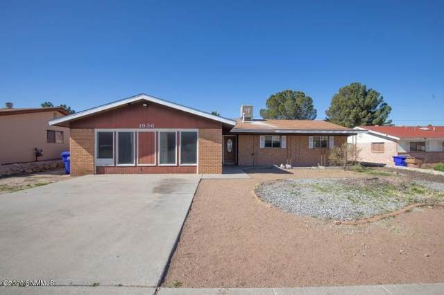1936 Bromilow Street, Las Cruces, NM 88001 (MLS #2000550) :: Agave Real Estate Group
