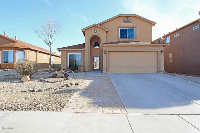 4728 Zeno Place, Las Cruces, NM 88012 (MLS #2000551) :: Steinborn & Associates Real Estate