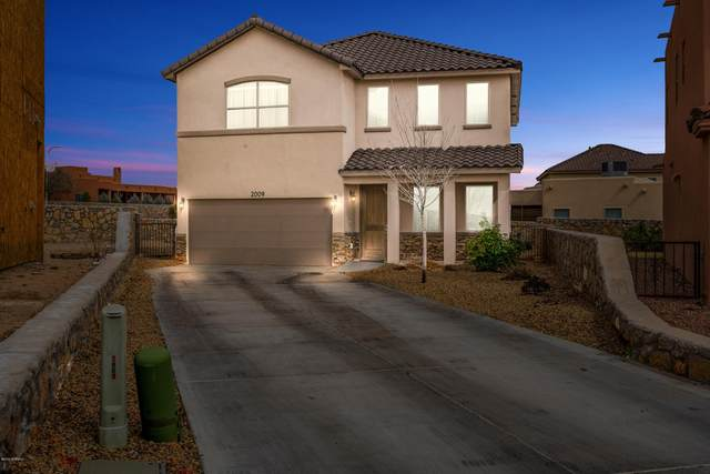 2009 E Villa Napoli Loop, Las Cruces, NM 88011 (MLS #2000552) :: Arising Group Real Estate Associates