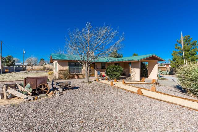 5069 Churchill Avenue, Las Cruces, NM 88011 (MLS #2000554) :: Agave Real Estate Group