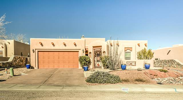 4055 Pepper Post Avenue, Las Cruces, NM 88011 (MLS #2000558) :: Steinborn & Associates Real Estate