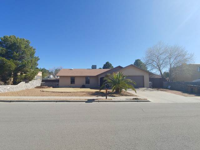 3508 Hermosillo Place, Las Cruces, NM 88005 (MLS #2000559) :: Arising Group Real Estate Associates