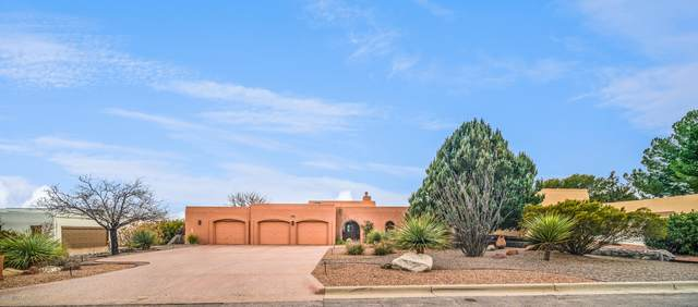 6515 Vista De Oro, Las Cruces, NM 88007 (MLS #2000563) :: Steinborn & Associates Real Estate