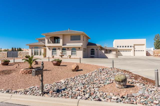 3205 Sundown Road, Las Cruces, NM 88011 (MLS #2000564) :: Better Homes and Gardens Real Estate - Steinborn & Associates