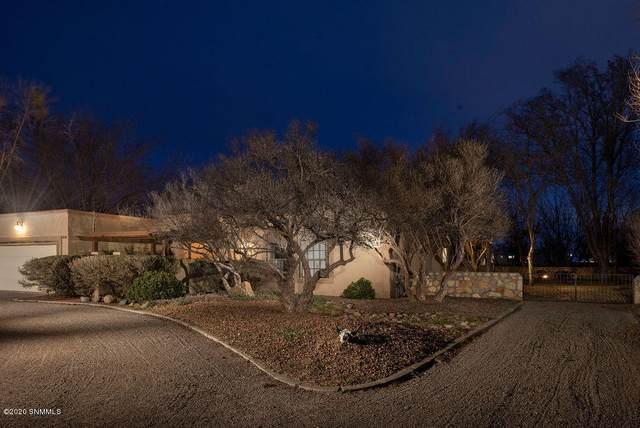 5010 Meadow Circle Circle, Las Cruces, NM 88007 (MLS #2000569) :: Arising Group Real Estate Associates