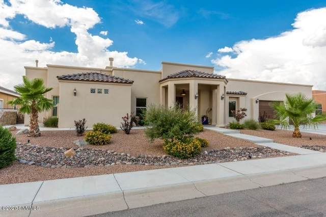 277 Wall Avenue, Las Cruces, NM 88001 (MLS #2000597) :: Arising Group Real Estate Associates