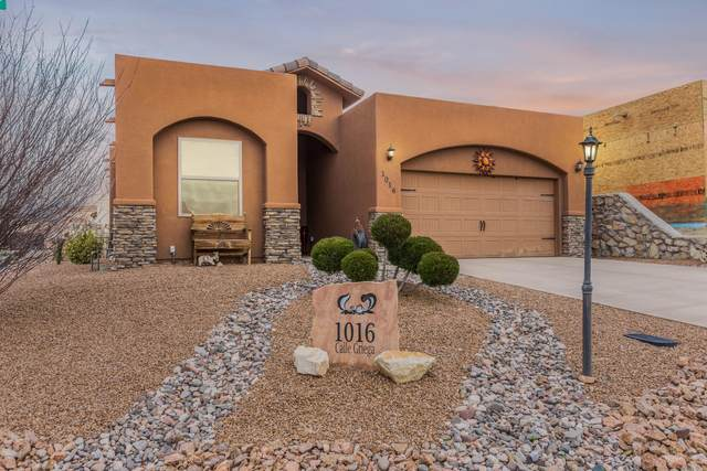 1016 Calle Griega, Las Cruces, NM 88011 (MLS #2000598) :: Agave Real Estate Group
