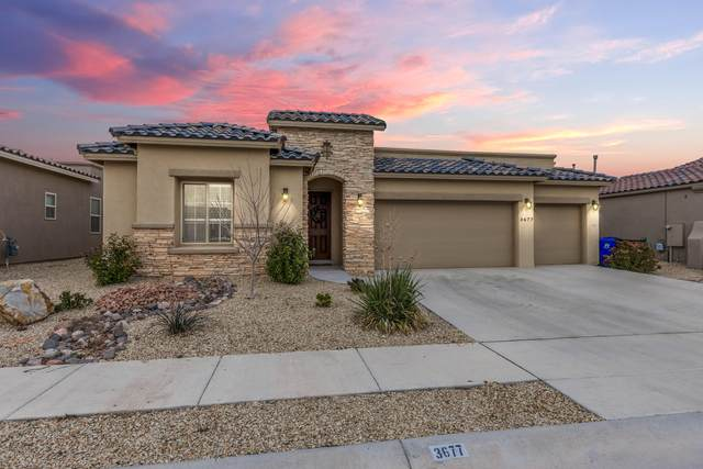 3677 Lunetta Court, Las Cruces, NM 88012 (MLS #2000600) :: Agave Real Estate Group