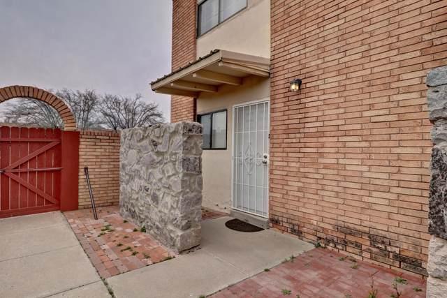 1401 Alamo Street A, Las Cruces, NM 88001 (MLS #2000614) :: Arising Group Real Estate Associates
