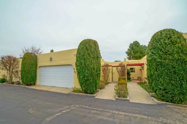 905 W Conway Avenue #23, Las Cruces, NM 88005 (MLS #2000615) :: Better Homes and Gardens Real Estate - Steinborn & Associates