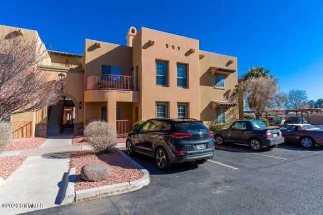 1320 Avenida De Mesilla #125, Las Cruces, NM 88005 (MLS #2000633) :: Better Homes and Gardens Real Estate - Steinborn & Associates