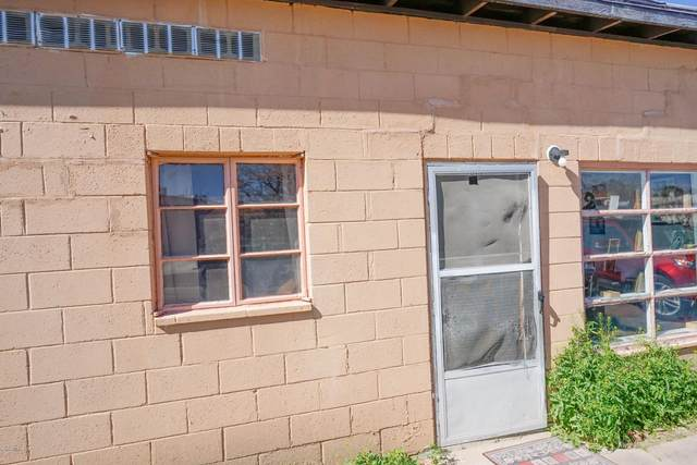 2215 Hagerty Road, Las Cruces, NM 88001 (MLS #2000636) :: Better Homes and Gardens Real Estate - Steinborn & Associates