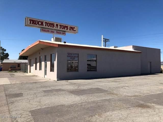 1800 W Picacho Avenue, Las Cruces, NM 88005 (MLS #2000637) :: Arising Group Real Estate Associates