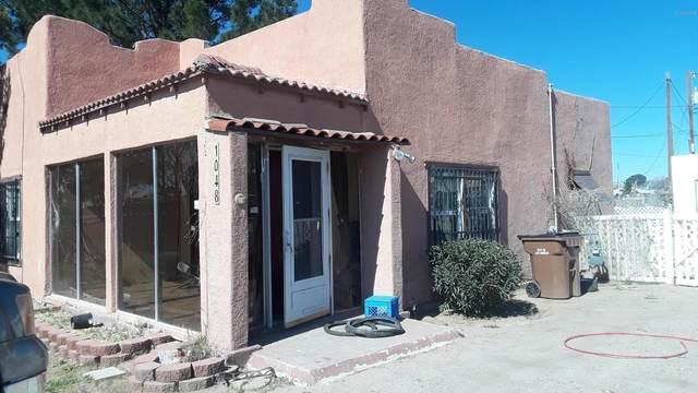 1048 Mcfie Avenue, Las Cruces, NM 88005 (MLS #2000638) :: Arising Group Real Estate Associates