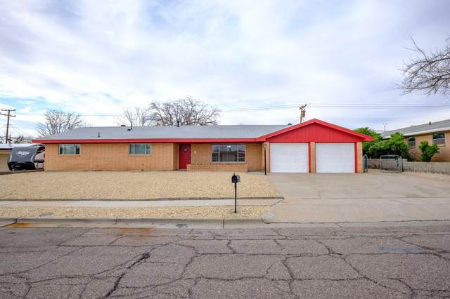 1015 Avondale Drive, Las Cruces, NM 88005 (MLS #2000641) :: Arising Group Real Estate Associates
