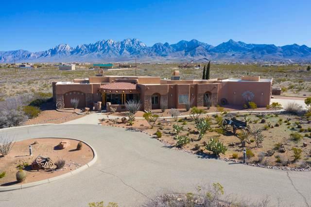 4949 Wrangler Place, Las Cruces, NM 88011 (MLS #2000650) :: Arising Group Real Estate Associates