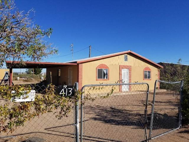 413 Iowa Street, Columbus, NM 88029 (MLS #2000655) :: Arising Group Real Estate Associates