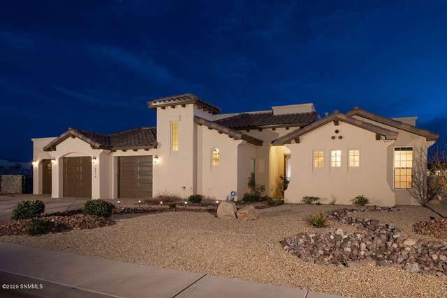 4479 Purple Sage Dr Drive, Las Cruces, NM 88011 (MLS #2000659) :: Arising Group Real Estate Associates