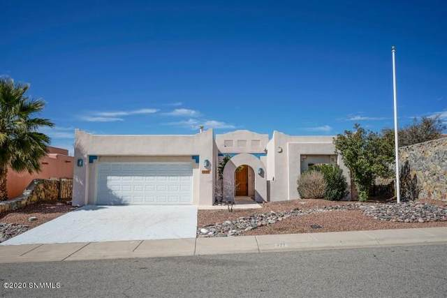 1177 Cave Springs Trail, Las Cruces, NM 88011 (MLS #2000660) :: Better Homes and Gardens Real Estate - Steinborn & Associates