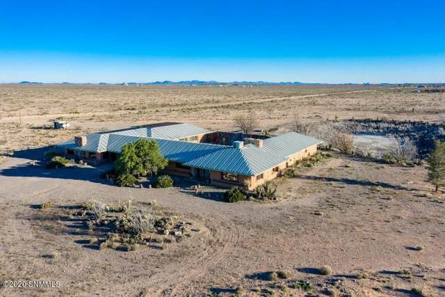 1670 Goodsight Road, Deming, NM 88030 (MLS #2000671) :: Better Homes and Gardens Real Estate - Steinborn & Associates